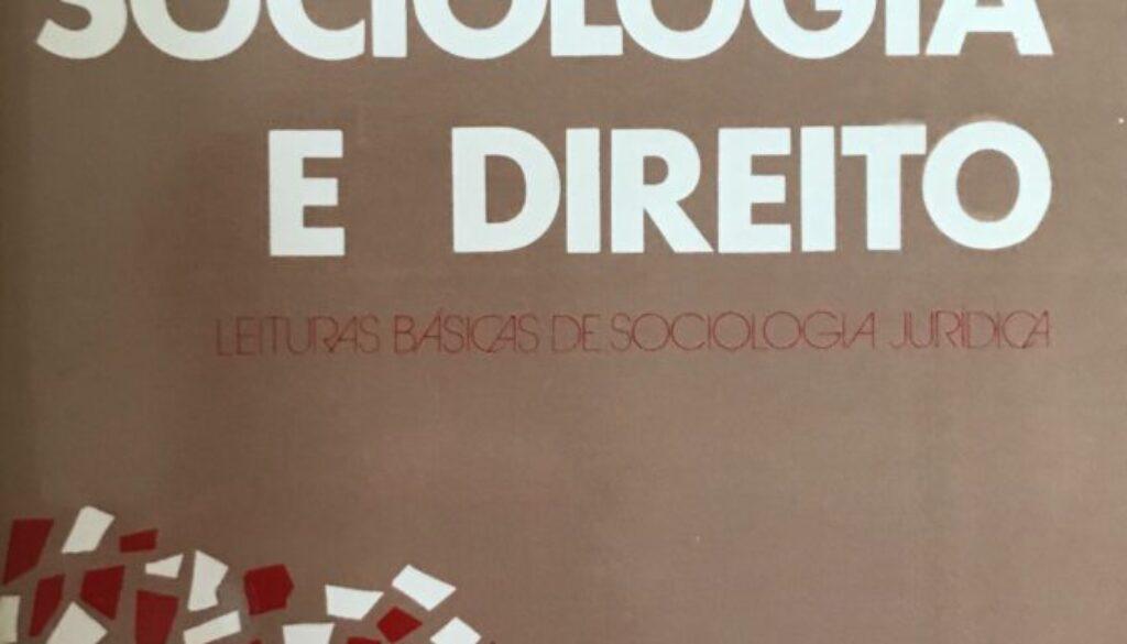 1980-sociologia e direito